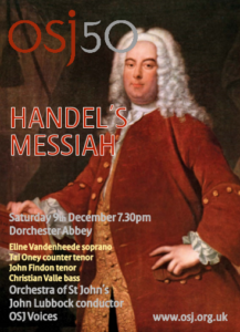 OSJ50: Handels's Messiah