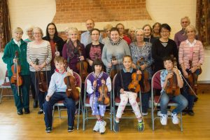 Viola Day with Martin Outram