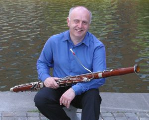 Bassoon day with Laurence Perkins @ Dorchester Village Hall