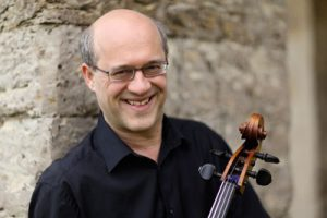 Cello day with Nick Roberts @ Dorchester Village Hall