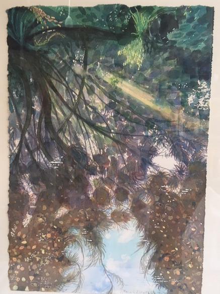 Waterway, by Sophia Stewart-Liberty